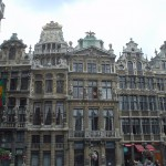 Grand Placѐ - Brussels
